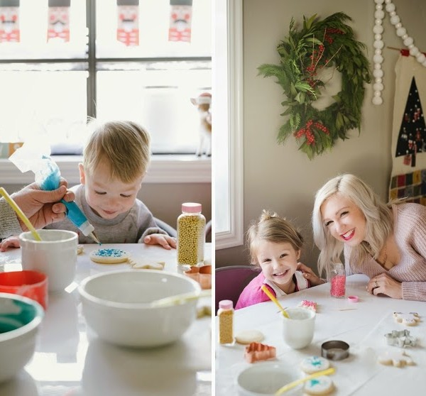 The Alison Show // Living with Kids Holiday Home Tour